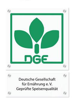 DGE-Zertifierung
